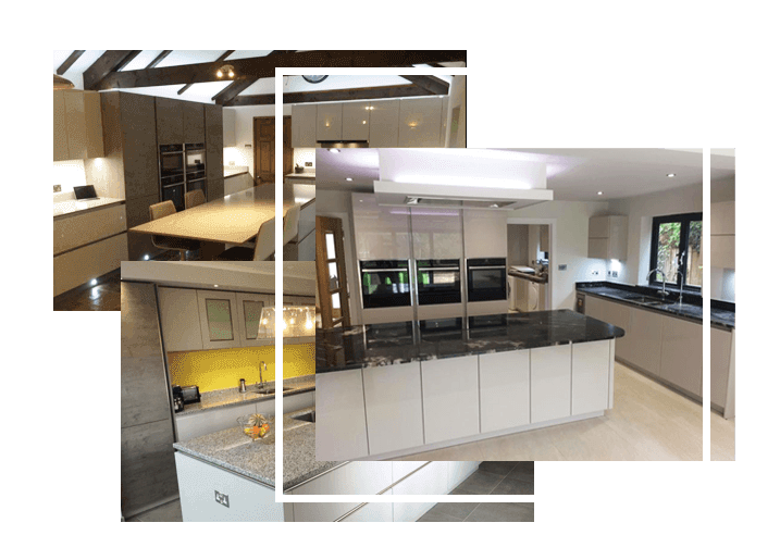 howard kitchens completed projects - kitchen fitters berkhamsted