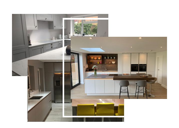 kitchen designs by howard kitchens in berkhamsted